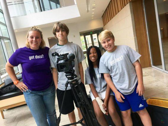 Summer Documentary Filmmaking Camp