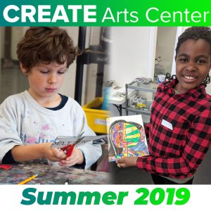 Summer Art Camp @ CREATE