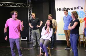 Improv Comedy Nights at Highwood