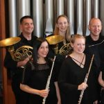 """National Chamber Winds, """"Exuberant & Alive!"""""""