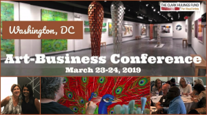 The Clark Huling's Fund Art-Business Conference, W...