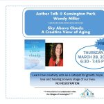 Sky Above Clouds: A Creative View of Aging by Wendy Miller - Author Talk