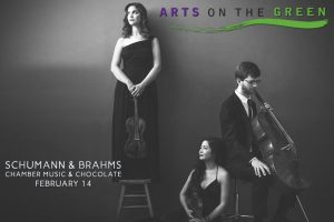 SCHUMANN AND BRAHMS, CHAMBER MUSIC AND CHOCOLATE