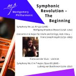 Montgomery Philharmonic Orchestra Concert