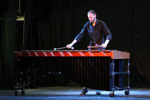 Marimba & Friends with Robert Schroyer
