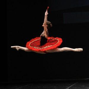 Akhmedova Ballet Valentine's Day Show