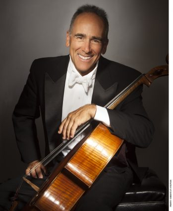 Carter Brey, the New York Philharmonic's principal cellist, will present a chamber concert on Sunday, March 10, at the Bender JCC in Rockville.