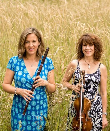 An Afternoon of Traditional Irish Music will feature Laura Byrne, on flute and tin whistle, and Donna Long, on piano and fiddle, on Sunday, March 10 in Burtonsville.