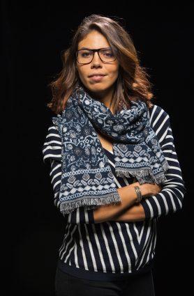 Tenor sax player Melissa Aldana