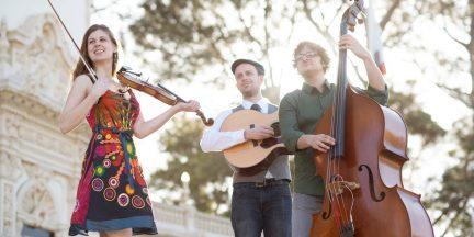 Mari Black World Fiddle Ensemble