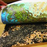 Multiblock Woodcut intensive class with Valerie Leuth of Tugboat Press