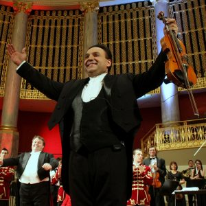 Violin Virtuoso Zoltán Mága
