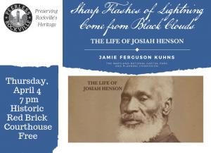 The Life of Josiah Henson