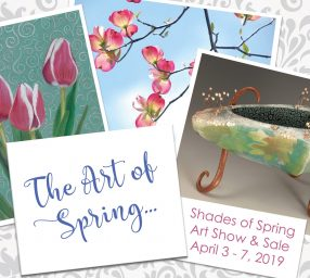 The Art of Spring 2019 Art Show and Sale