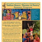 Indian Dance Theater & Poetry Summer Program