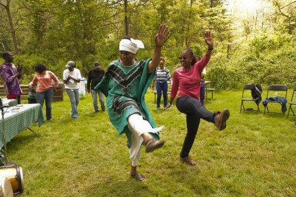 Celebrating African Rhythms through Dance & So...