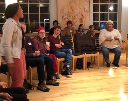 Carpe Diem - Revels Community Family Sing