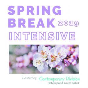 Spring Break Intensive