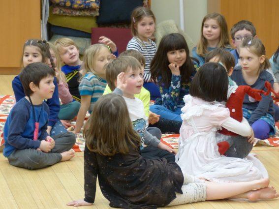 After-School Workshops (PreK-1 & 2-3)