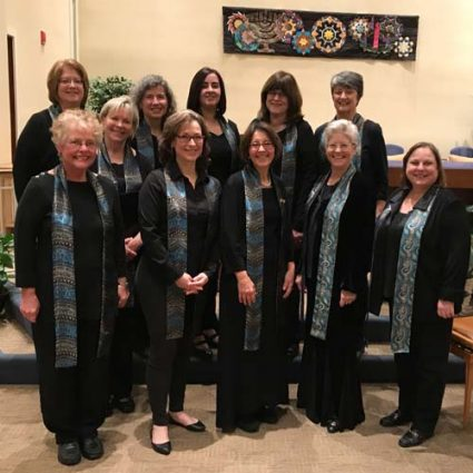 How Can I Keep From Singing? with Voix de Femmes