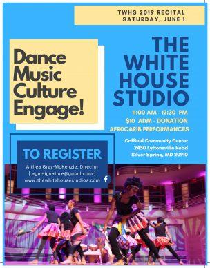 TWHS Caribbean Dance Recital