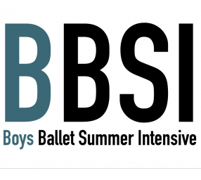 Boys Ballet Summer Intensive
