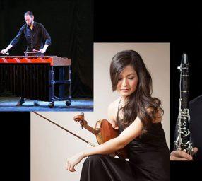 New Orchestra of Washington (NOW) Marimba Concert