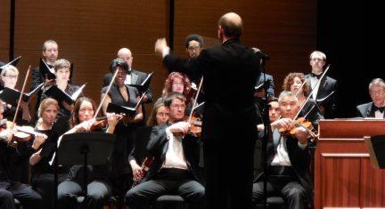 """Conversation Concert with Johann Sebastian Bach's Cantata """"Nun komm, der Heiden Heiland"""""""