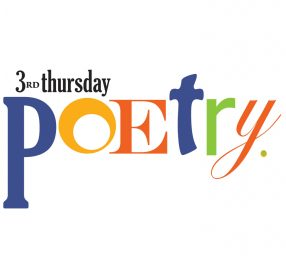 Third Thursday Open Poetry Reading