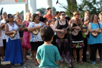 Live from the Lawn: UkeFest Finale