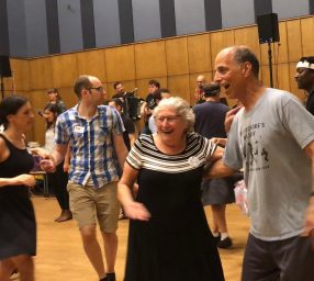 Carpe Diem! Silver Spring Contra Dance with live music by David Knight, Owen Morrison & Carrie Rose