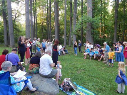 Carpe Diem - Revels Community Family Sing: Solstice in the Park