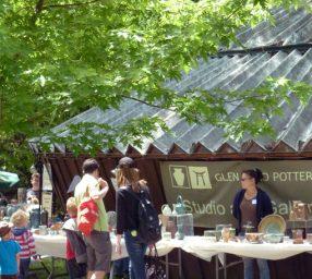 Glen Echo Pottery Folk Festival Sale