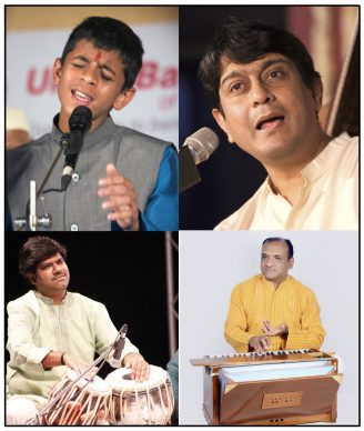 Hindustani Classical Vocal Music Performance