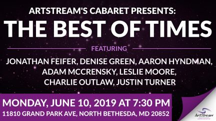 ArtStream's Cabaret Presents: The Best of Times