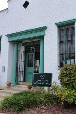 Heritage Days: Historic Germantown Bank