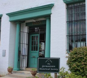 Heritage Days: Historic Germantown Bank