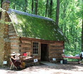 Heritage Days: Harper Cabin