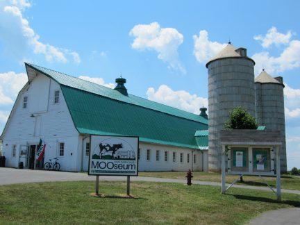 Heritage Days: King Barn Dairy MOOseum