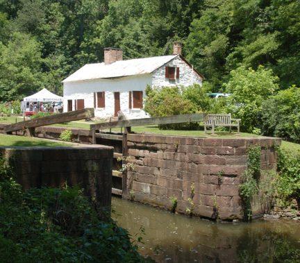 Heritage Days: C&O Canal Swains Lockhouse 21