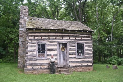 Heritage Days: Grusendorf Log House