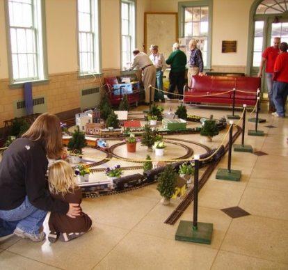 Heritage Days: Silver Spring B&O Railroad Stat...