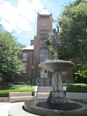 Heritage Days: Red Brick Courthouse