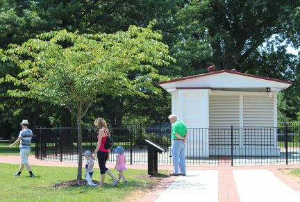 Heritage Days: Gaithersburg International Latitude Observatory
