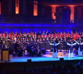 Washington Performing Arts Gospel Choirs