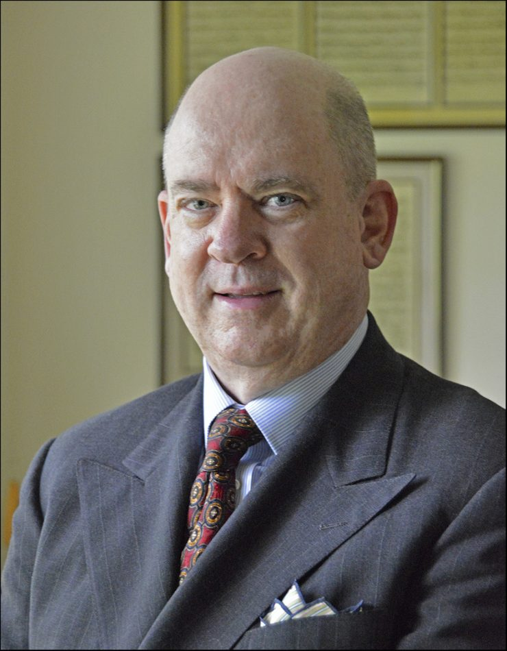Richard Allen Roe, founder, artistic director and conductor of ChorSymphonica.