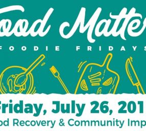 Food Matters: Food Recovery and Community Impact