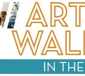 July Art Walk in the Park
