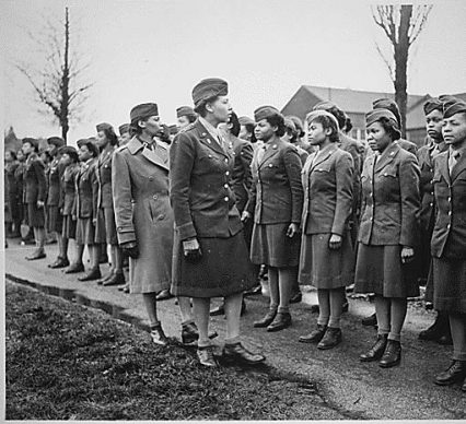 History Happy Hour: The Women of the 6888th Central Postal Battalion