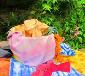 Two-Day Natural Dye Workshop: Bundle Dyeing and Indigo